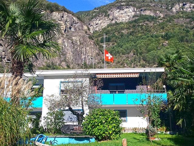 Bodio - Splendide Villa 11.0 pièces - Vente immobilière