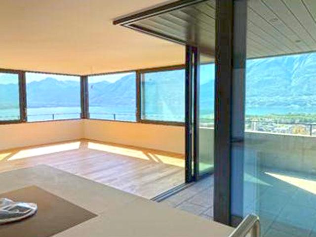 Locarno Flat 3.5 Rooms