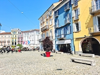 Locarno -             Commercial and residential building 15.0 Rooms