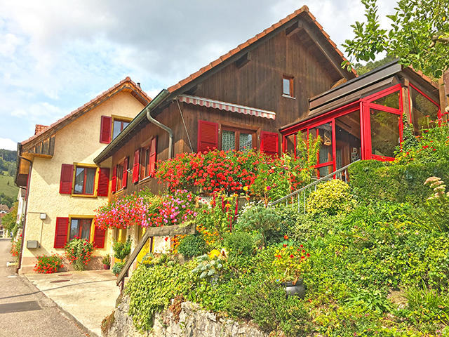 Dittingen - Villa jumelle 5.5 Rooms - Sell buy TissoT real estate