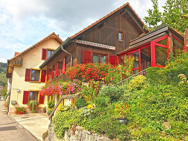 Dittingen - Splendide Villa jumelle 5.5 pièces - Vente immobilière