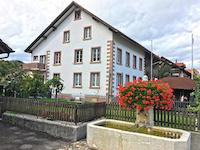 Agence immobilière Bubendorf - TissoT Immobilier : Rez-jardin 4.5 pièces