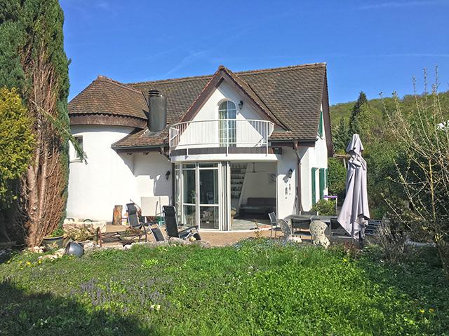 Aesch - Splendide Villa individuelle 5.5 pièces - Vente immobilière