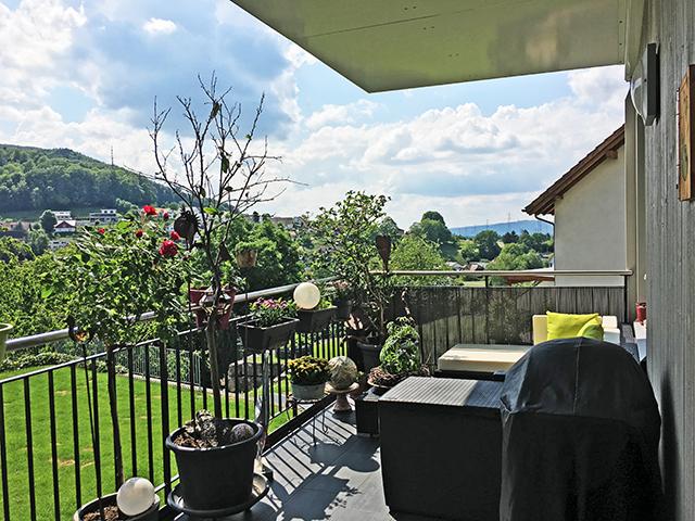 Zeiningen - Duplex 4.5 Locali - Vendita acquistare TissoT Immobiliare