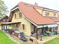 Doppeleinfamilienhaus 6.5 Zimmer Nuglar