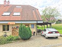 Nuglar -             Doppeleinfamilienhaus 6.5 Zimmer