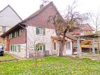 Glattfelden - Splendide Ferme 6.5 pièces - Vente immobilière
