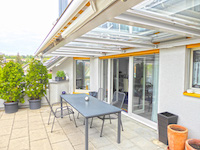 Winkel - Splendide Duplex 5.5 Rooms - Sales Real Estate