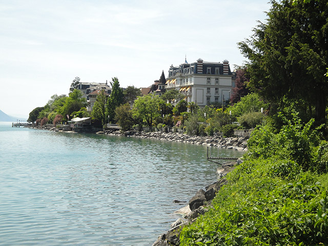 Montreux Multi-family house  Rooms