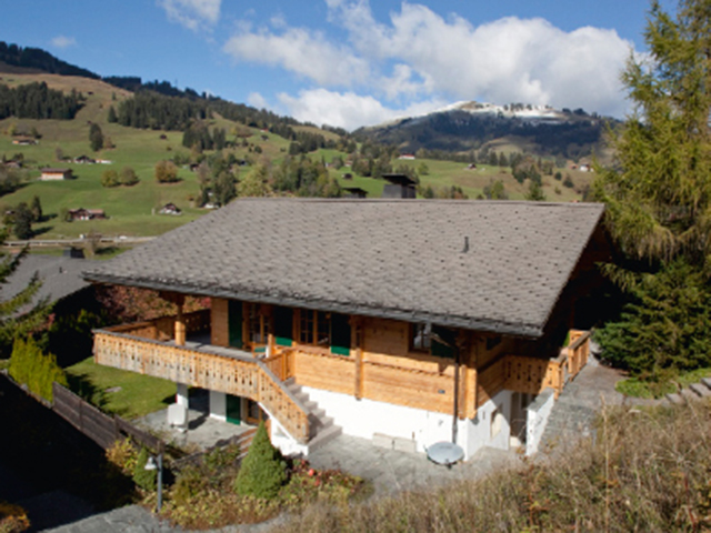 Schönried - Chalet 8 Rooms - Sell buy TissoT real estate