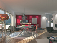 Bien immobilier - Gingins - Duplex 5.5 pièces