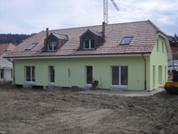Semi-detached house 5.5 Rooms Cheseaux-Noreaz