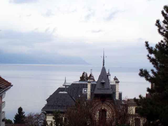 Territet-Montreux Appartamento 3.5 Locali