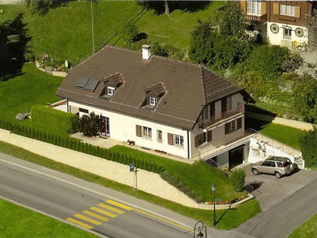 Le Vaud Detached House 5.5 Rooms