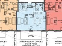 Vendre Acheter Echallens - Duplex 3.5 pièces