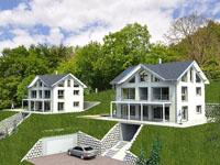 Villars-Burquin -             Einfamilienhaus 8 Zimmer