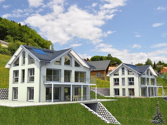 Villars-Burquin Einfamilienhaus 8 Zimmer