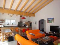 Bien immobilier - Saxon - Villa individuelle 4.5 pièces