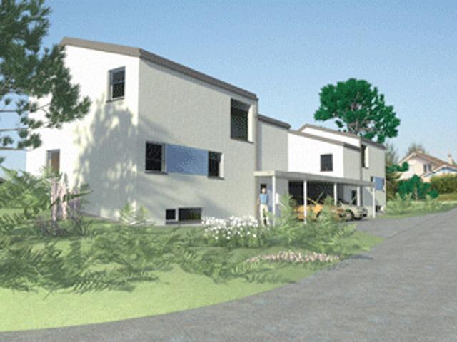 Le Mouret Einfamilienhaus 7 Zimmer