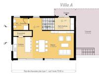 Agence immobilière Le Mouret - TissoT Immobilier : Villa individuelle 7 pièces