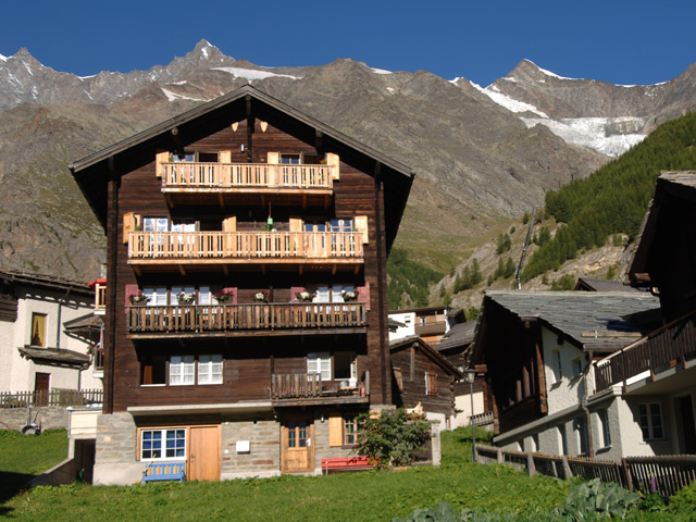 Saas-Fee Duplex 6.5 Rooms