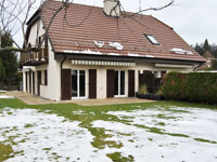 Semi-detached house 5.5 Rooms Jouxtens-Mézery