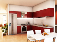 Moudon -             Flat 5.5 Rooms
