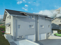 Ardon -             Semi-detached house 4.5 Rooms