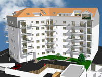 Achat Vente Sion - Appartement 3.5 pièces