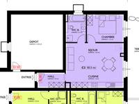 Evolène TissoT Immobilier : Appartement 2.5 pièces