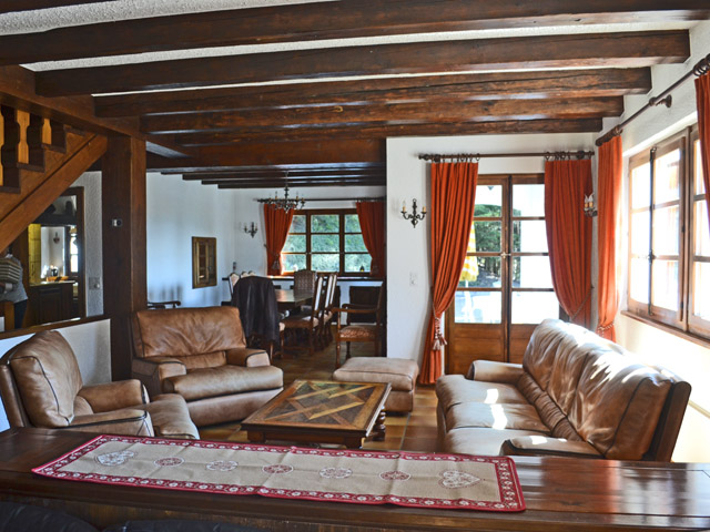 Crans-Montana - Chalet 11 Rooms - Sell buy TissoT real estate