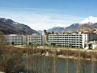 Achat Vente Sion - Appartement 2.5 pièces