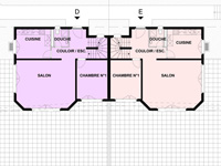 Clarens TissoT Immobilier : Villa mitoyenne 5.5 pièces