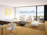 Agence immobilière Villette - TissoT Immobilier : Duplex 4.5 pièces