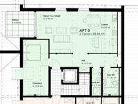 Bettens TissoT Immobilier : Appartement 2.5 pièces