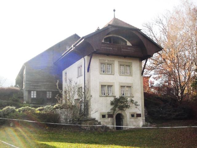 Vuisternens-en-Ogoz Haus 6 Zimmer