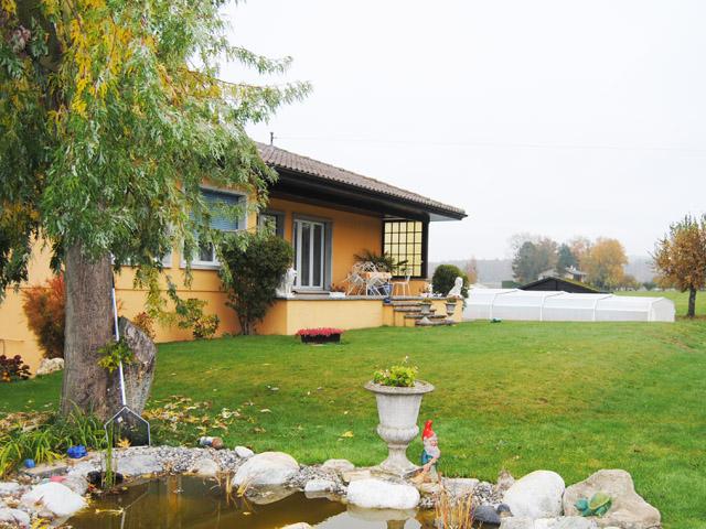 Detached house 1040 echallens sale tissot real estate for Piscine tissot