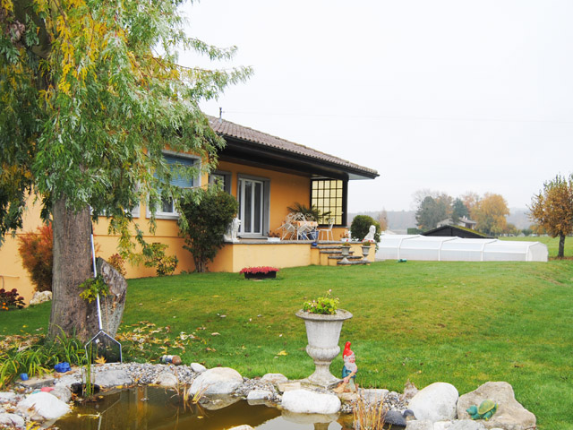 Echallens Villa individuale 7.5 Locali