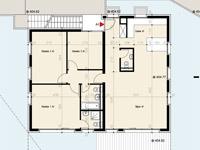 Bien immobilier - Saint-Prex - Rez-jardin 4.5 pièces