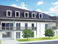 Palézieux -             Flat 3.5 Rooms
