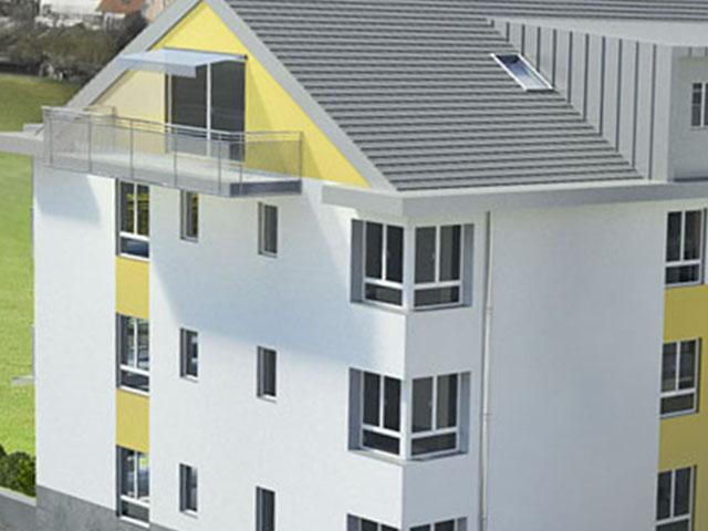Duplex 4.5 Rooms Orbe