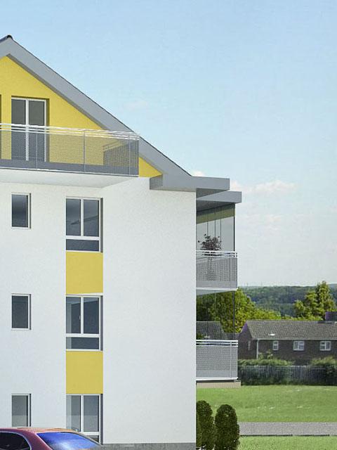 Orbe -             Duplex 4.5 Rooms