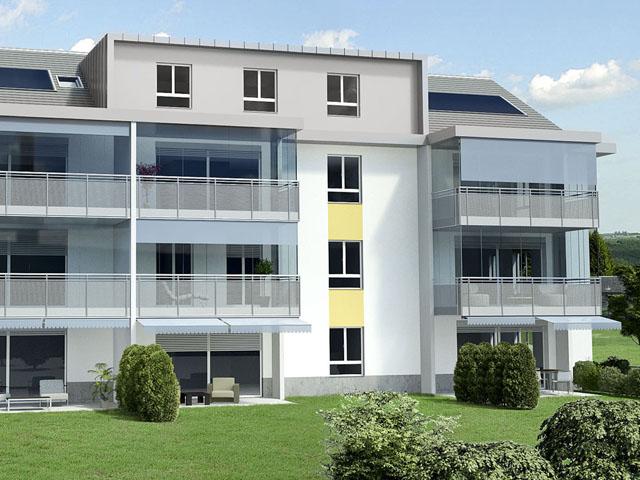 Orbe TissoT Immobilier : Duplex 4.5 pièces