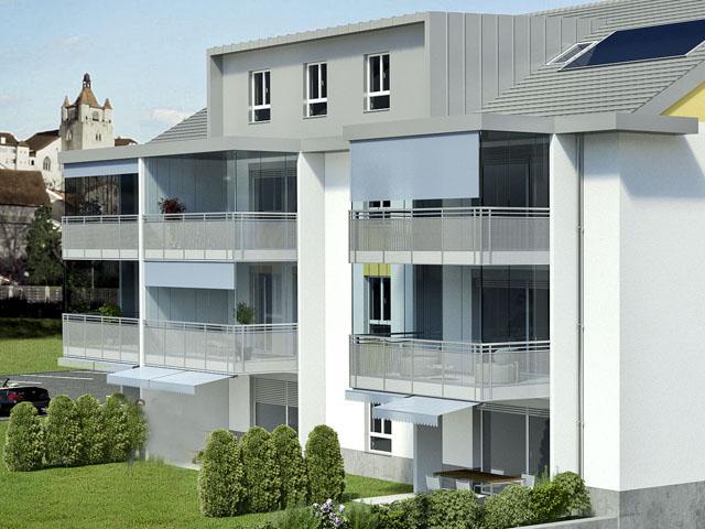 Vendre Acheter Orbe - Duplex 4.5 pièces