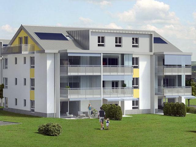 Agence immobilière Orbe - TissoT Immobilier : Duplex 4.5 pièces