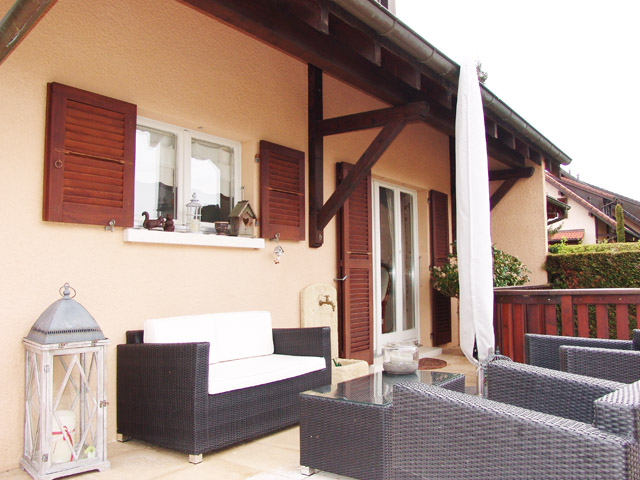 Commugny - Villa jumelle 4.5 Rooms - Sell buy TissoT real estate