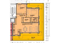 Bien immobilier - Bex - Appartement 3.5 pièces