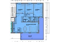Bien immobilier - Bex - Appartement 4.5 pièces