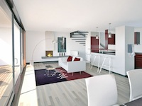 Bien immobilier - Jongny - Villa contiguë 6.5 pièces