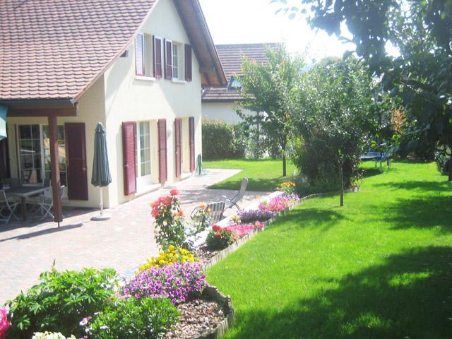 Boulens Einfamilienhaus 6.5 Zimmer